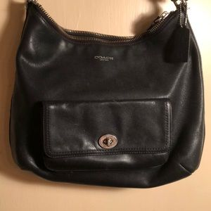 Vintage Coach bag. Good used condition.